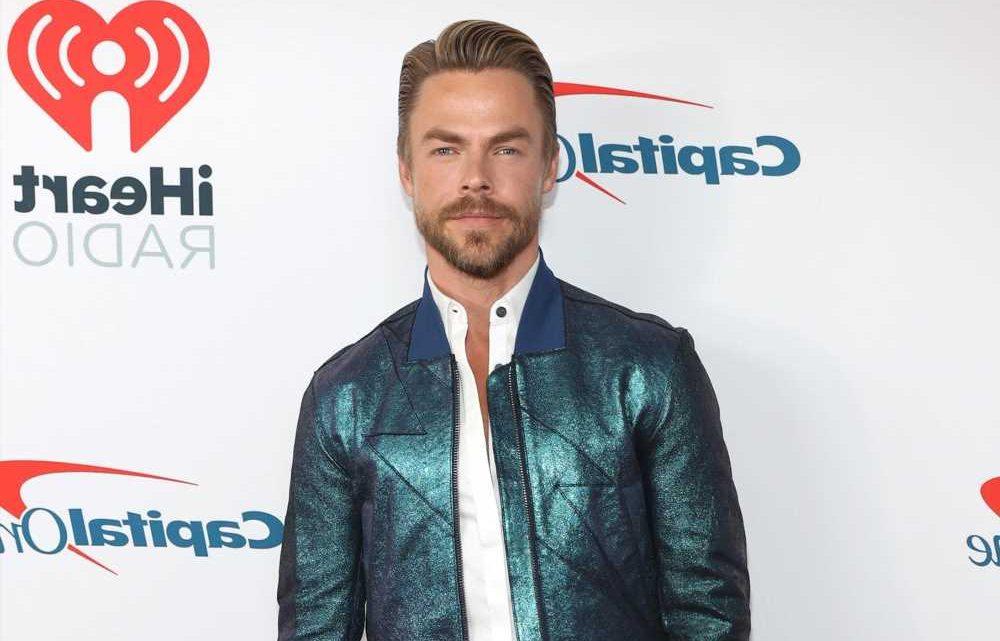 Derek Hough sitting out Dancing With the Stars over possible COVID exposure