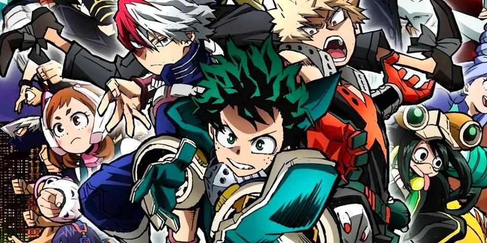Funimation Releases 'My Hero Academia: World Heroes Mission' English Dubbed Trailer