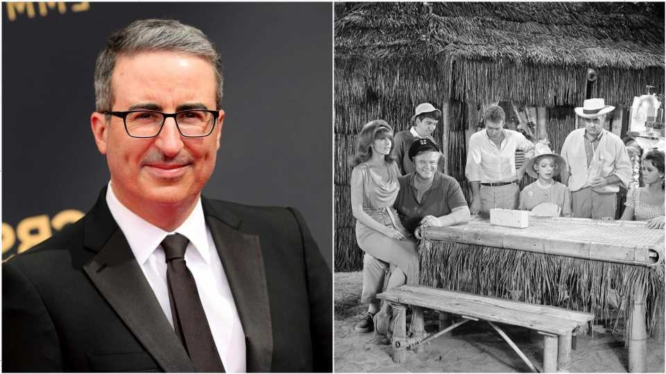 'Gilligan's Island': Tina Louise 'Ginger' Reveals Hottest Cast Member and Why She'd Love to Be on a Desert Island With John Oliver