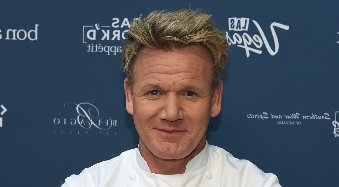 Gordon Ramsay slams beans on toast – and says it should only be eaten with duck