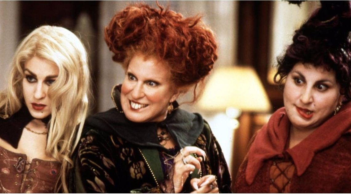 Here Are All the Places You Can Watch Hocus Pocus Just in Time For Halloween