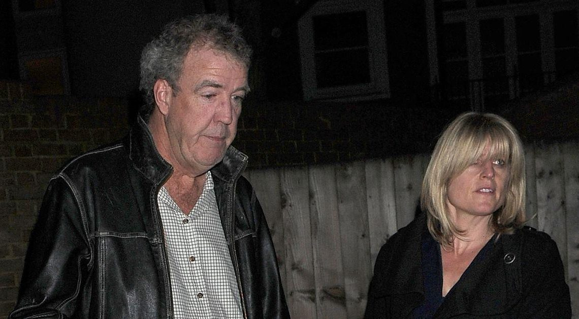 Jeremy Clarksons ex was terrified to leave the house after affair scandal