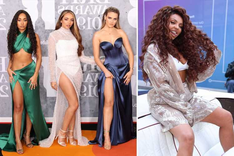 Jesy Nelson is trying to 'save herself like Prince Harry' as Little Mix rift leaves bandmates 'anxious' says expert