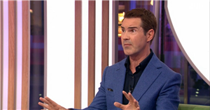 Jimmy Carr brutally jokes Cheryl dodged a bullet by not dating Prince Harry