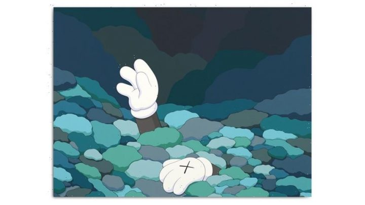 KAWS Will Unveil a New Exhibition at Skarstedt New York