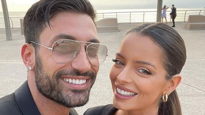 Maura Higgins fuels split rumours as she deletes loved-up Giovanni Pernice pics