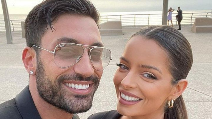 Maura Higgins splits from Strictly's Giovanni Pernice after whirlwind romance