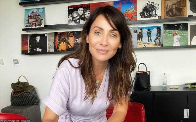 Natalie Imbruglia Blames Recold Label Axe for Her Break in Confidence