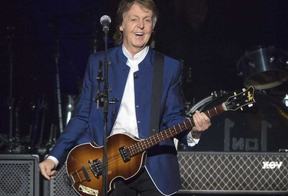 Paul McCartney Compares Beatles to Rolling Stones: 'They're a Blues Cover Band'