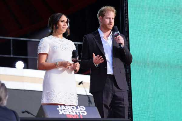 Prince Harry and Meghan Markle Branded 'Insufferable' by TV Host Over Latest Appearance
