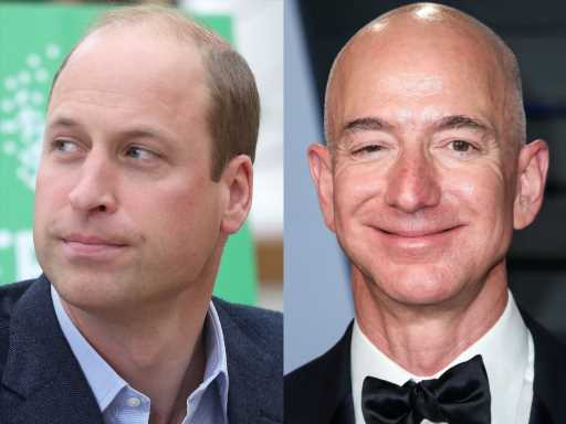 Prince William Is Sounding an Awful Lot Like Brother Harry With These Critical Remarks About Jeff Bezos
