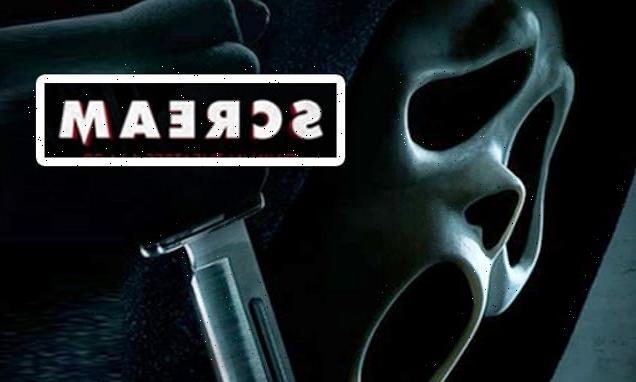 Scream's Ghostface wields a dagger in poster for fifth installment