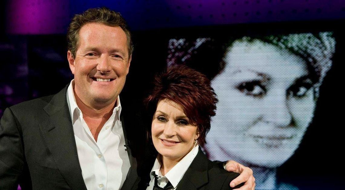 Sharon Osbournes friendship with Piers Morgan – TV axe, boob flash and attack
