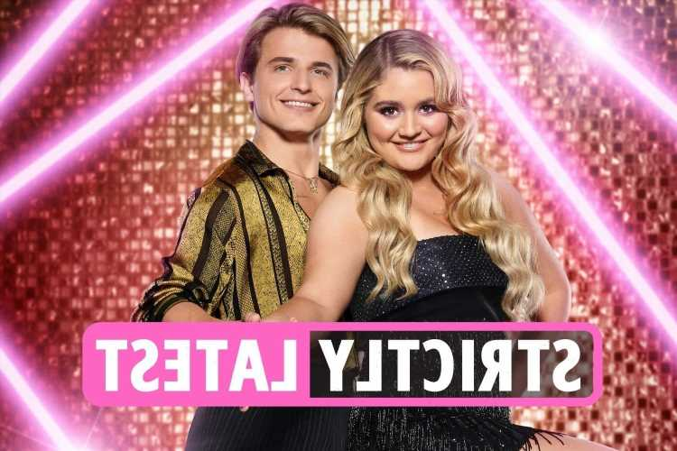 Strictly Come Dancing 2021 – Tilly & Nikita look closer than ever, Adam Peaty suffers ankle injury & Nina is voted off