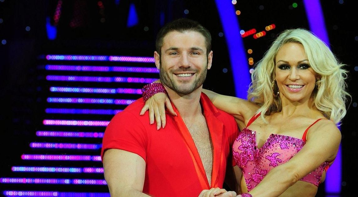Strictly curse couples unveiled – public snogging, snake rant and babies
