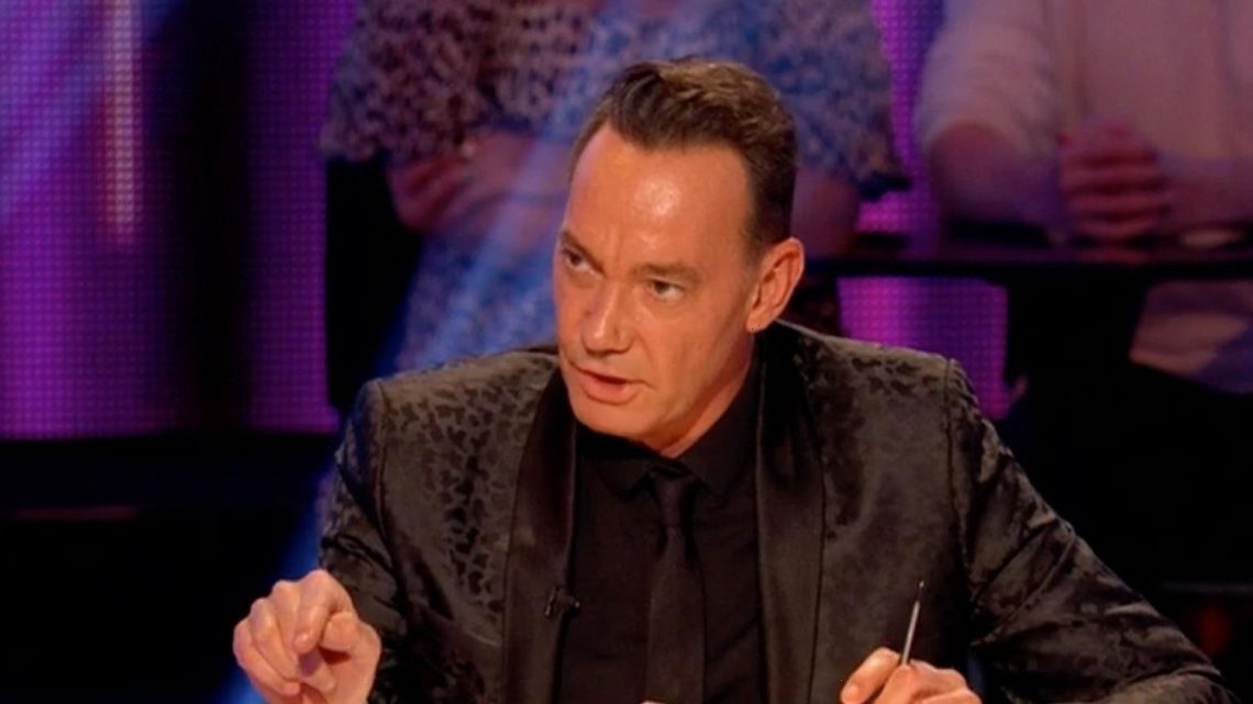 Strictly's Craig Revel Horwood forced to admit huge problem with show judges because of Covid screens on set