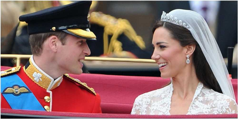 The Surprising Ingredient in Prince William and Kate Middleton's Wedding Cake