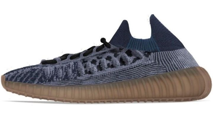 """The adidas YEEZY BOOST 350 V2 CMPCT Rumored to Release in """"Slate Blue"""""""