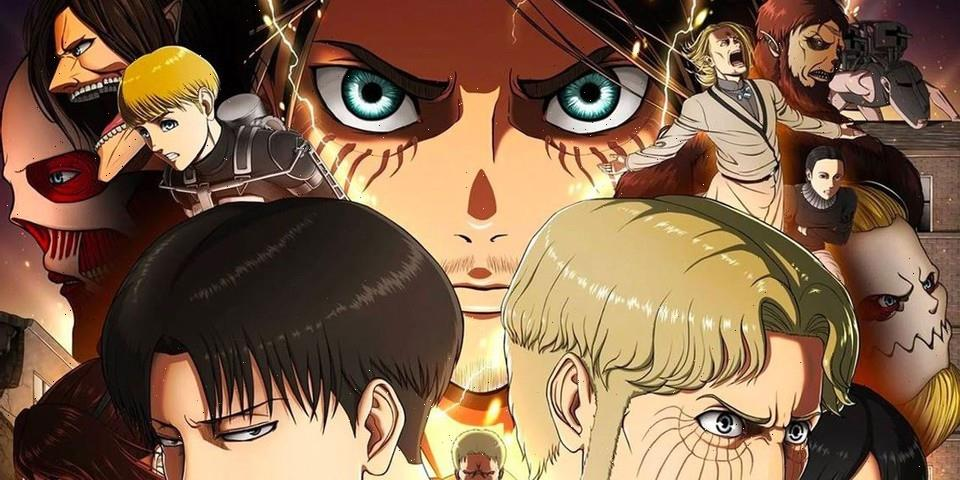 Watch the Official Trailer for 'Attack on Titan The Final Season Part 2'
