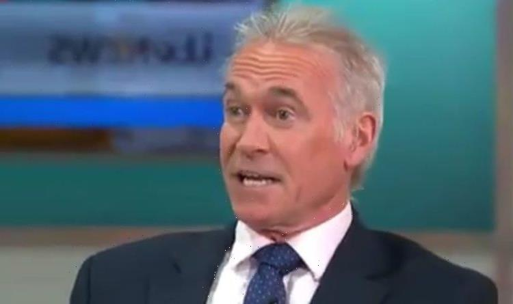 We need to build up immunity! Dr Hilary Jones says go out if you have a cold