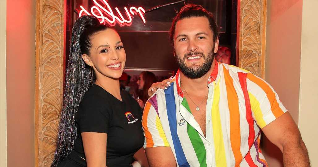 What Scheana's Fiance Brock Learned About Parenting From Previous Marriage