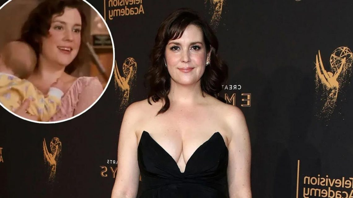 Yes, Sweet Home Alabama's Melanie Lynskey Has Brought a Baby to a Bar